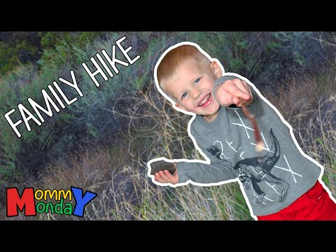 Michael Finds a Magical Rock || Mommy Monday