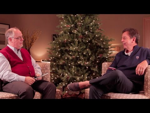 Interview with Alistair Begg about Christmas Playlist