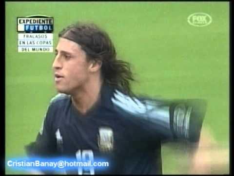 Suecia 1 Argentina 1 Mundial Corea Japon 2002 Relato Mariano Closs