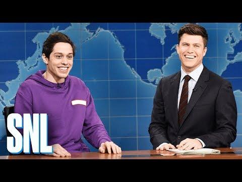 Xxx Mp4 Weekend Update Pete Davidson On Staten Island SNL 3gp Sex