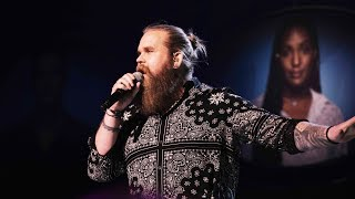 Chris Kläfford sjunger Without you i Idol 2017- Idol Sverige (TV4)