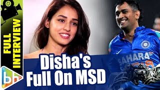Disha Patani | M.S.Dhoni - The Untold Story | Full Interview | Priyanka Chopra | Virat Kohli