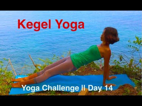 Day 14 || 3 Gerakan Yoga Mengencangkan Kewanitaan secara cepat # senam kegel