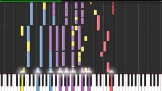Code Lyoko - Synthesia - MIDI Download
