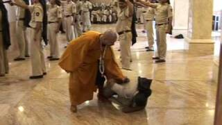 Military Martial arts of Mumbai Police After attack