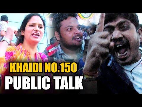 Khaidi No 150 Public Talk l