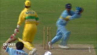 From the Vault: Raju spins through Australia at the SCG