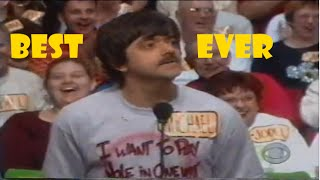 The Price Is Right: The Best Contestant Ever