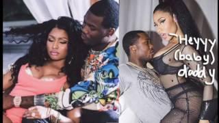 CORNY: Meek Mill Announces Nicki Minaj Pregnant With His Baby Via His Snapchat