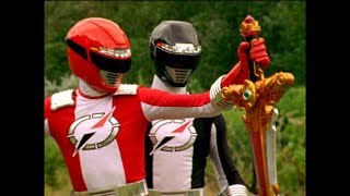 Power Rangers Operation Overdrive - One Fine Day - Power Rangers vs Mig (Episode 22)