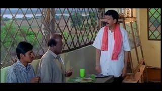 VishnuVardhan - Tennis krishna hotel Comedy Scenes | Yajamana Kannada movie