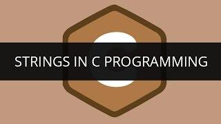 Understanding Strings in C Programming | Edureka