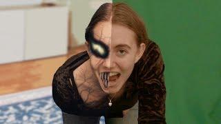 She-VENOM - Face changing (Test Effect) VFX Breakdown