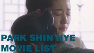Park Shin Hye Movie List From Then and Now