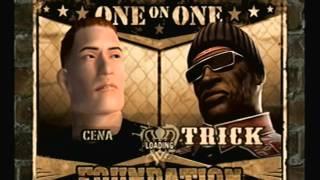Def Jam Fight for NY - Creating John Cena