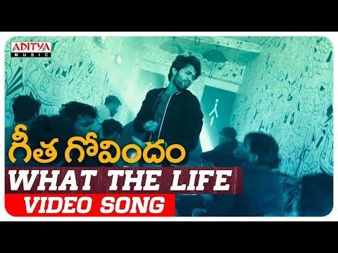 Xxx Mp4 What The Life Video Song Geetha Govindam Songs Vijay Devarakonda Rashmika Mandanna 3gp Sex