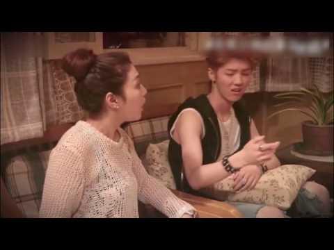 【鹿晗】《重返20岁》拍摄花絮