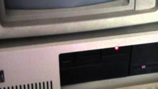 Running diagnostics on my IBM 8086 XT