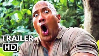 JUMANJІ 2 Trailer # 2 (2017) Welcome to the Jungle, Dwayne Johnson Movie HD