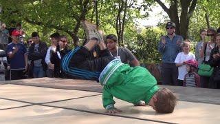 BreakDanceConnection Berlin - Breakdance Battle 2016