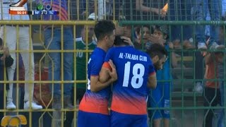 أهداف مباراة النفط 2-2 الطلبة | الدوري العراقي الممتاز 2016/17 الجولة السابعة