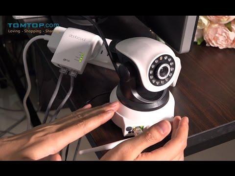 Xxx Mp4 KKMOON 720P H 264 Pan Tilt WiFi Wireless IP Network Camera 3gp Sex