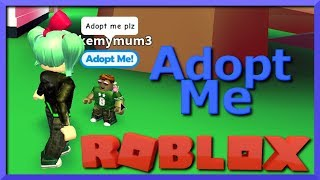 I Adopt a Baby in Roblox (I