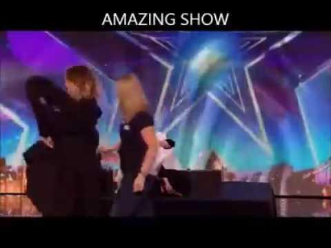 Amazing Show Britain's Got Talent XXXX