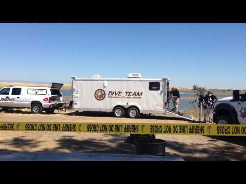 Search For Boy Presumed Drown At Modesto Reservoir