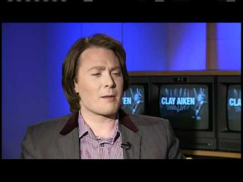 Clay Aiken on InnerVIEWS with Ernie Manouse