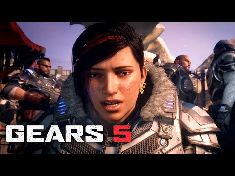 Gears Of War 5 Official Cinematic Announcement Trailer E3 2018