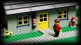 Lego Barber Shop