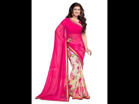 Indian women Saree | Femaleadda