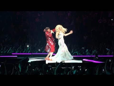 Xxx Mp4 Rita Ora Brings Out Charli XCX Doing It Live At The O2 Arena London Phoenix Tour May 2019 3gp Sex
