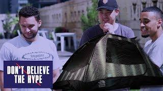 Supreme X North Face Tent: Don