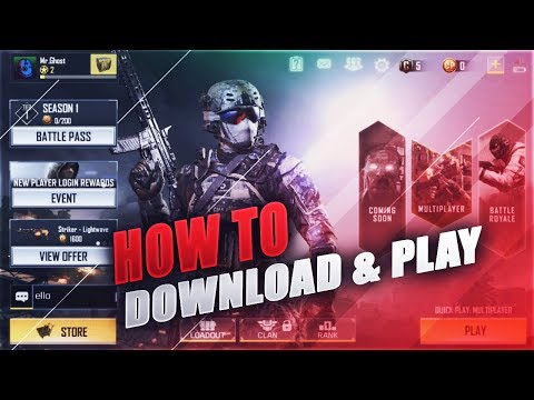 Xxx Mp4 Call Of Duty Mobile Global Beta How To Download And Play From Any Region New Link Updated 3gp Sex