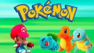 SMF - Pokemon Plush