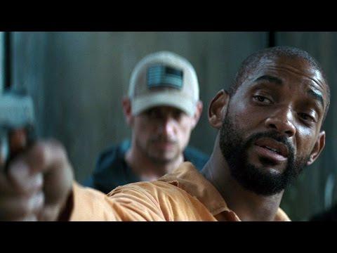 Floyd Lawton shows Deadshot   Suicide Squad