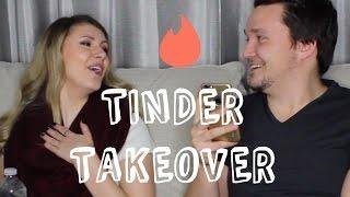 Drunk Tinder Takeover