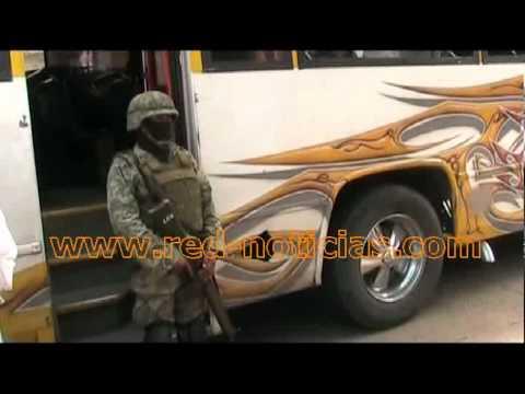 RED Noticias Ejecutan a Chofer de Camión Urbano y a su Chalan en la Colonia La Laja