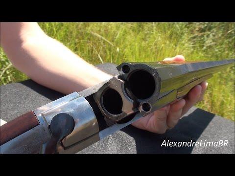 Espingarda Boito Miúra I calibre 12 GA