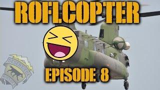 DesertFox Airsoft: ROFLcopter Episode 8