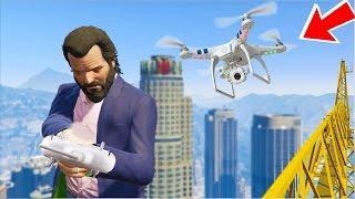 GTA 5 DRONE MOD! (GTA 5 Mods)