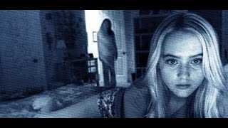 Paranormal Activity 5 |THE GHOST DIMENSION | Official Trailer 2015 | EXCLUSIVELY ON AARN BARN STUDIO