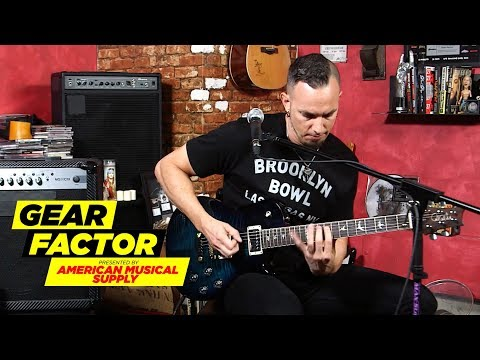 How to Shred Like Mark Tremonti: Gear Factor