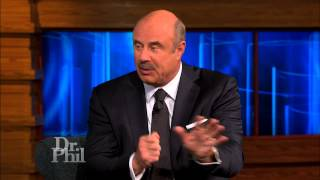Dr. Phil Gives Amy and Sammy Advice for Dealing with Critics