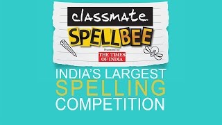 How To Prepare For A Spelling Competition   Classmate Spell Bee   Season 7