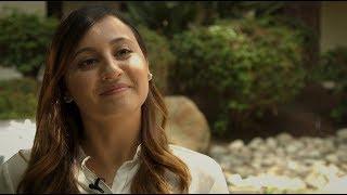 NU Scholar Claudia Garcia