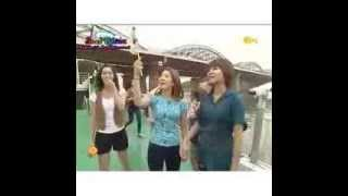 SNSD Hello Baby- Hyoyeon and Sooyoung - Chinese speaking