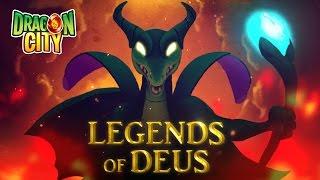 The Legend of Deus - Official Trailer - Dragon City - #DragonCityStory